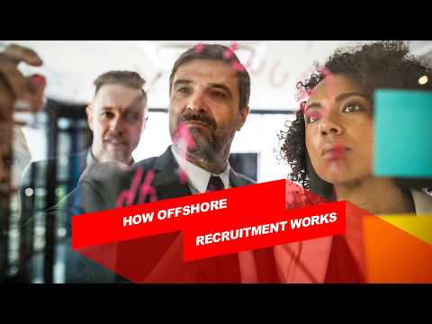 How Offshore Recruitment works at Rise?