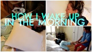 HOW I WAKE UP IN THE MORNING | LiveLaurenElizabeth