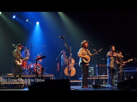 Old Crow Medicine Show - Rocky Top (Chattanooga Live Music)