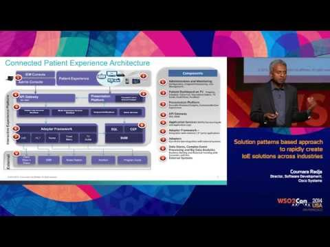 WSO2Con USA 2014 : Solution patterns based approach to rapidly create IoE solutions