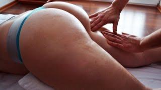 Oil Massage ASMR - NO TALKING