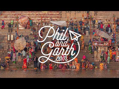Experience Varanasi, India in 60 Seconds
