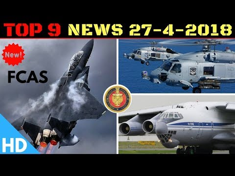 Indian Defence Updates : US Offers Sea Hawk,Amur-1650 for P-75I,IL-76 Upgrade,S400 Deal,Malabar 2018