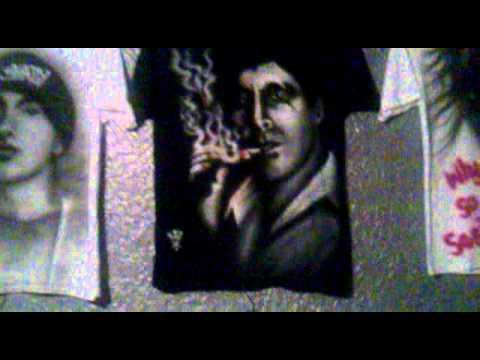 airbrushed t shirts eminem biggie smalls bob marley