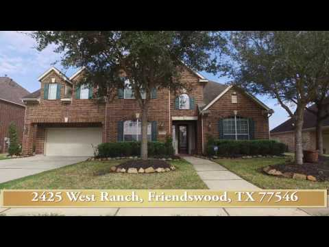 2425 West Ranch, Friendswood, TX 77546