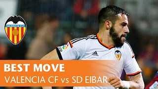 Video Gol Pertandingan Eibar vs Valencia CF