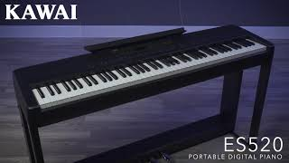Kawai ES520 Digitalpiano - Features