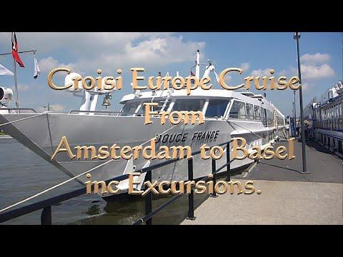 CroisiEurope-Rhine River Cruise-Amsterdam To Basel