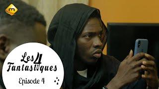 Série - Les 4 Fantastiques - Episode 4. - VOSTFR