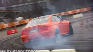 Bmw m3 e92 epic drifting!!