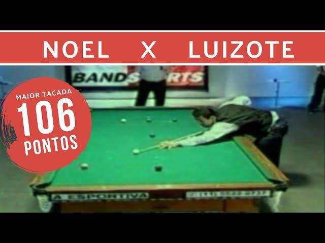 Noel x Luizote - Regra Brasileira 2003 - 106 pontos