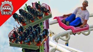 10 Rare and Unique Roller Coasters