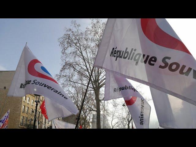 Manifestation contre la réforme des retraites - 17 décembre 2019
