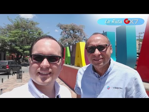 #LaRutaGX7 en Honduras