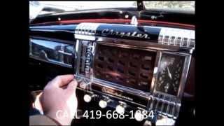 1948 Chrysler Windsor Convertible FOR SALE www.petersmotorcars.com