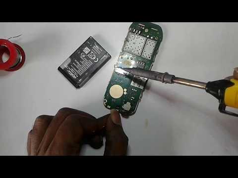 Nokia 100, 101 Dead Power Key Solution