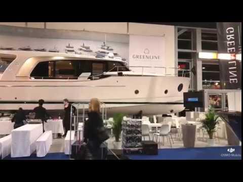 Yacht-Match present partnership with Greenline Ocean Class