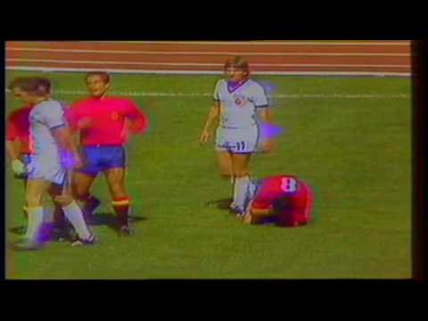 East Germany - Spain (1976. Olympics Games Montreal)