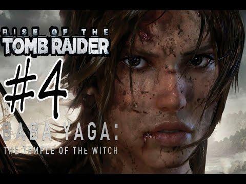 Baba Yaga / DLC Rise of the Tomb Raider / parte #4 La cuenca maldita / en español