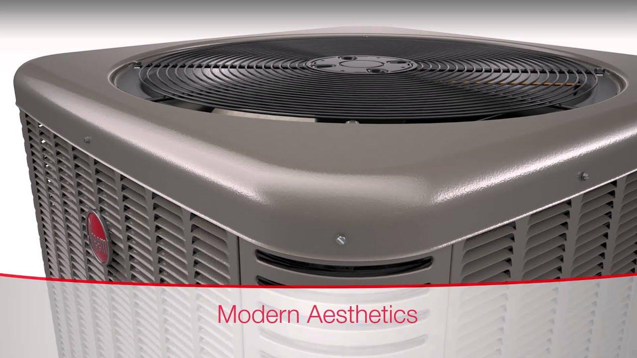 Rheem New Heating And Cooling Platform Youtube