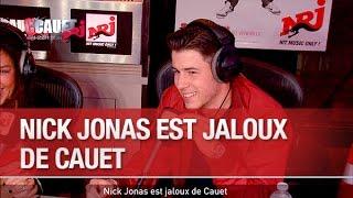 Nick Jonas est jaloux de Cauet - C'Cauet sur NRJ