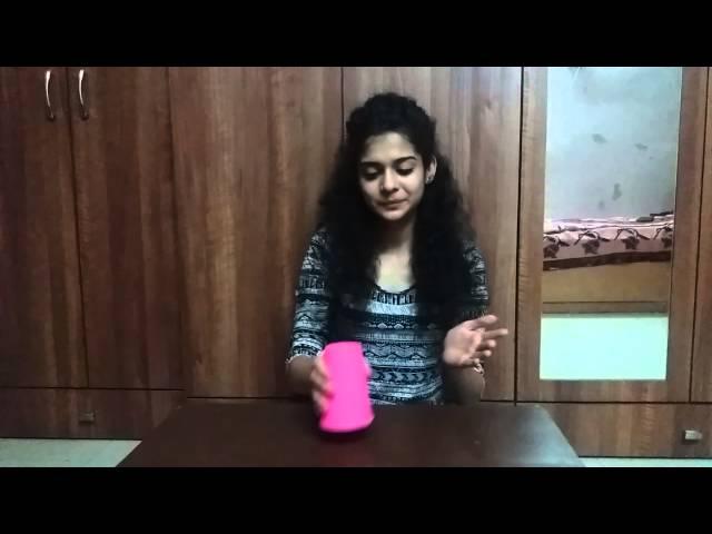 Hi chaal turu turu on the Cups (cover)