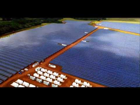 Earthcast SOS - Tesla Solar Batterypack Farm, Kauai