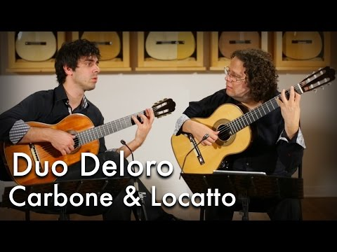 Duo Deloro - Milonga Triste (Carbone & Locatto 'Torres' models)