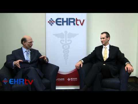 MGMA 2010: EHRtv Interviews Evan Steele - SRS EHR Certification