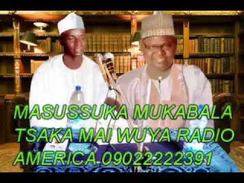 Download Sheikh Yahya Masussuka Mukabala tsaka mai wuya radio America 090222222391