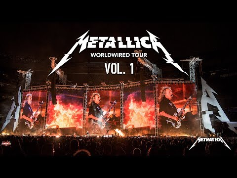 Metallica - Worldwired Tour Vol. 1