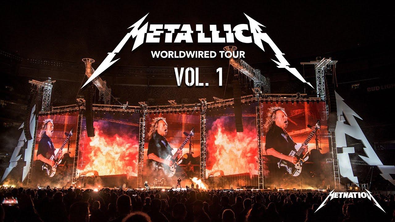 Metallica Next Tour