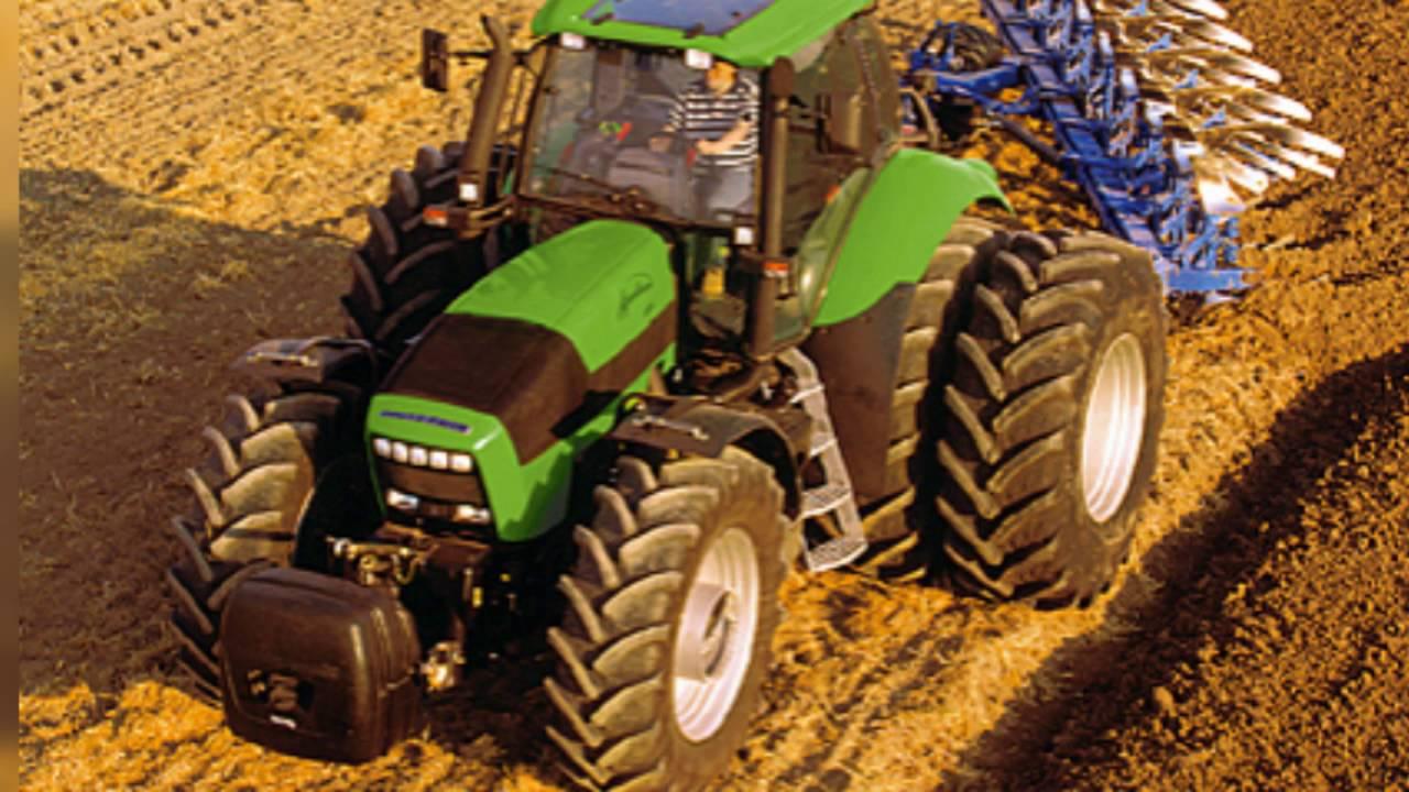 trattori agricoli youtube