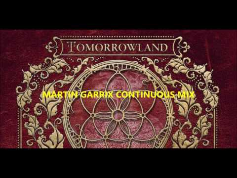 The Elixir of Life Tomorrowland 2016 - Martin Garrix (Continuous Mix)