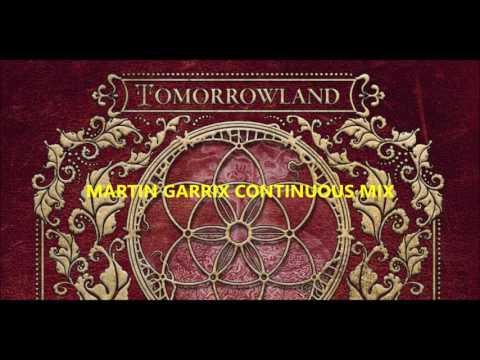 The Elixir of Life Tomorrowland 2016 - Martin Garrix (Continuous Mix)