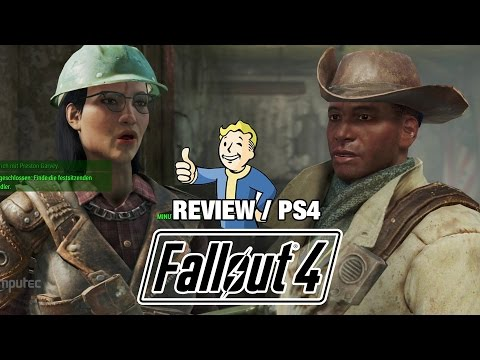 Fallout 4 Test (PS4) - Die Würdige Fortsetzung