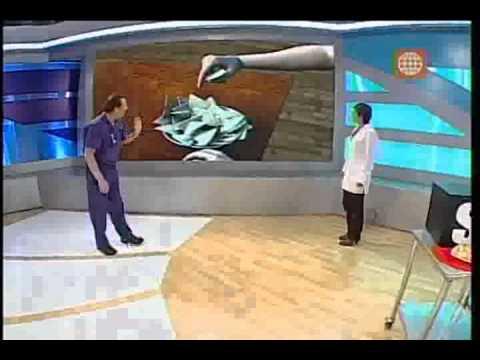 Dr. TV Perú (31-10-2013) - B3 - Asistente del día: Ojos hinchados