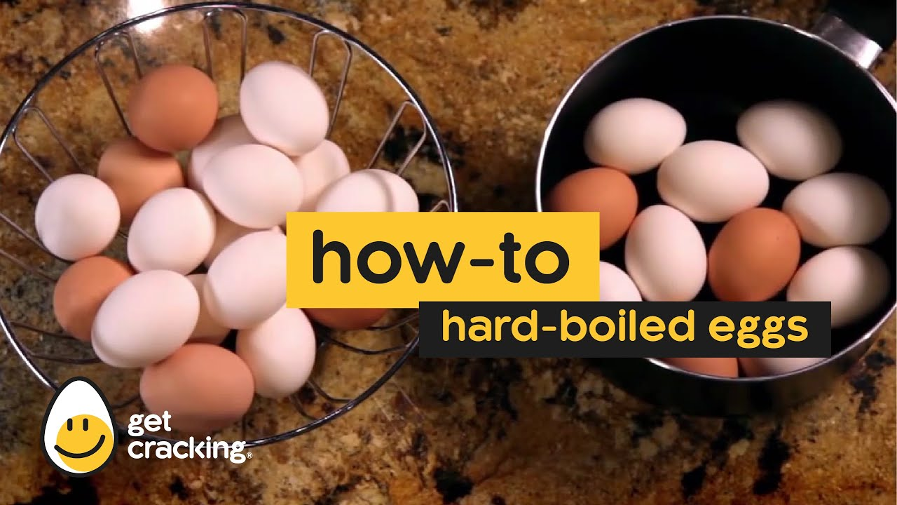 how to cook hard cooked eggs