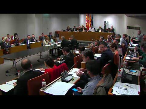 Ple Diputació de Barcelona ordinari de febrer 2016