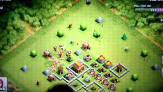 Let's play Clash of Clans #004 deutsch (HD) - Freunde und WaMe 2.1