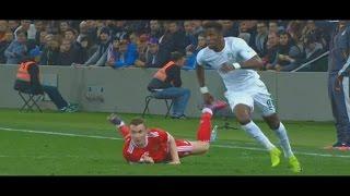 Wilfried Zaha incredible skills vs Russia