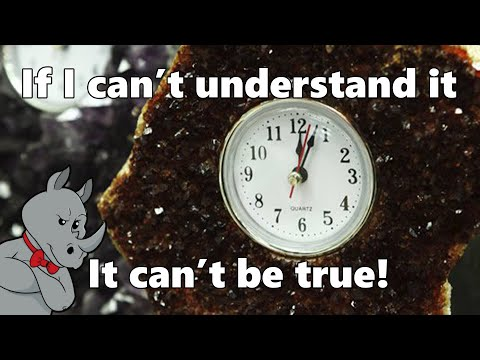 How old is the earth? (Creation Magazine LIVE! 5-05) from YouTube · Duration:  28 minutes 32 seconds