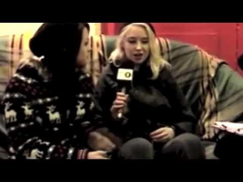Kathryn Prescott and Lily Loveless - Why Don't You Love Me?