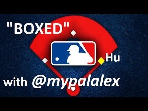Major League Baseball Scores for Monday 6-13 @mypalalex ...