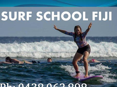 Beginners Surf School In Fiji - Surfari Fiji