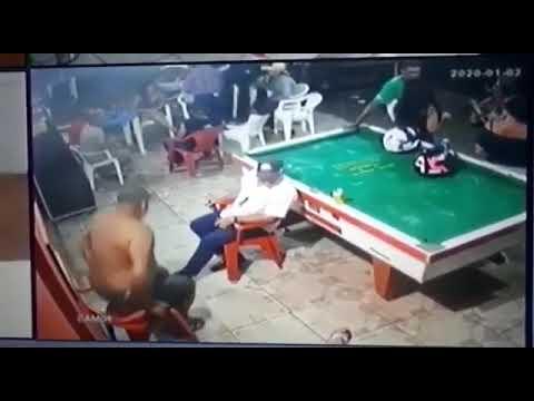 PM prende dupla que matou comerciante com tiros nas costas em peixoto de Azevedo