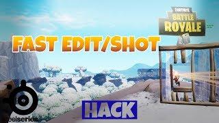 FAST EDIT WINDOW/SHOT FORTNITE MACRO HACK
