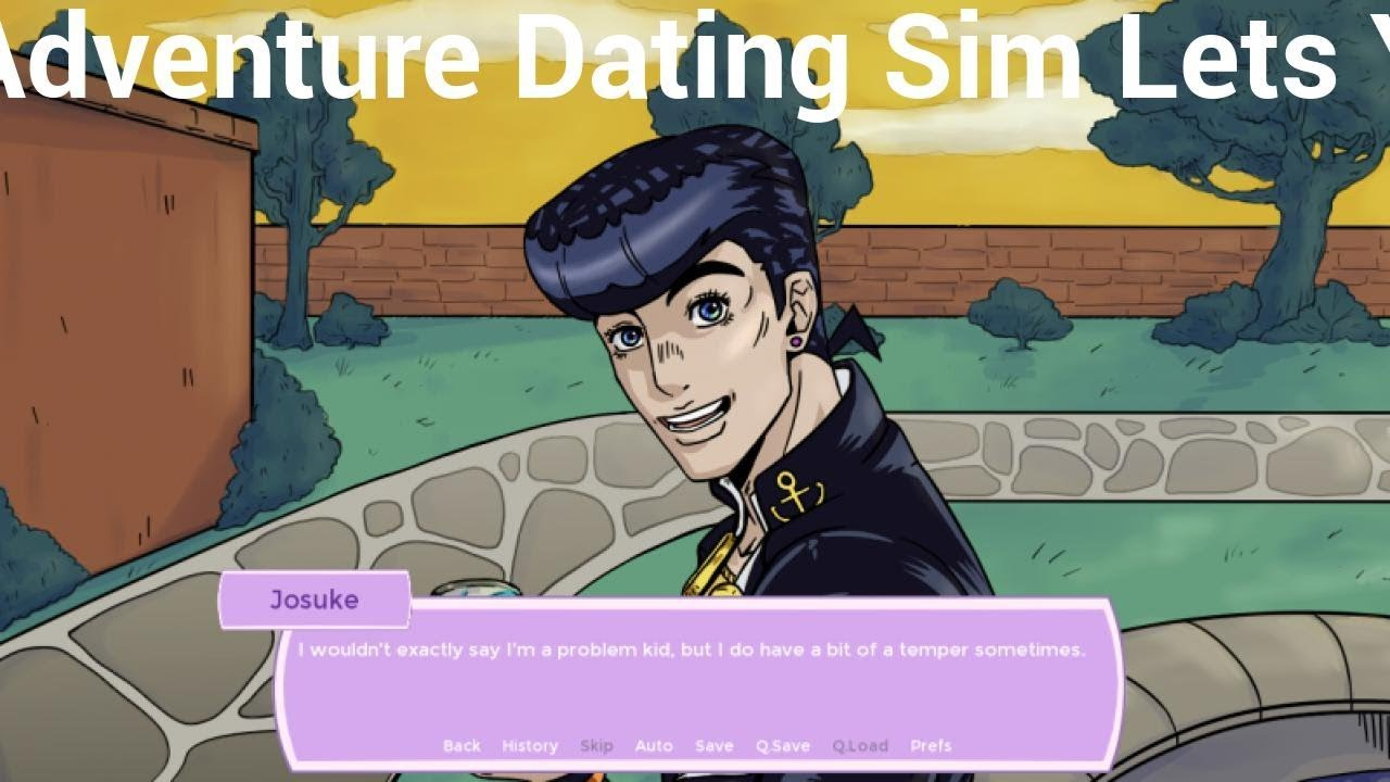 adventure dating games
