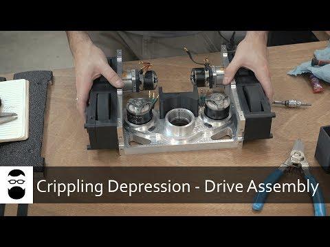 Crippling Depression Assembly: Drive Blocks