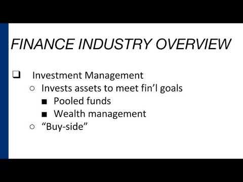 Prepare for Finance Recruiting